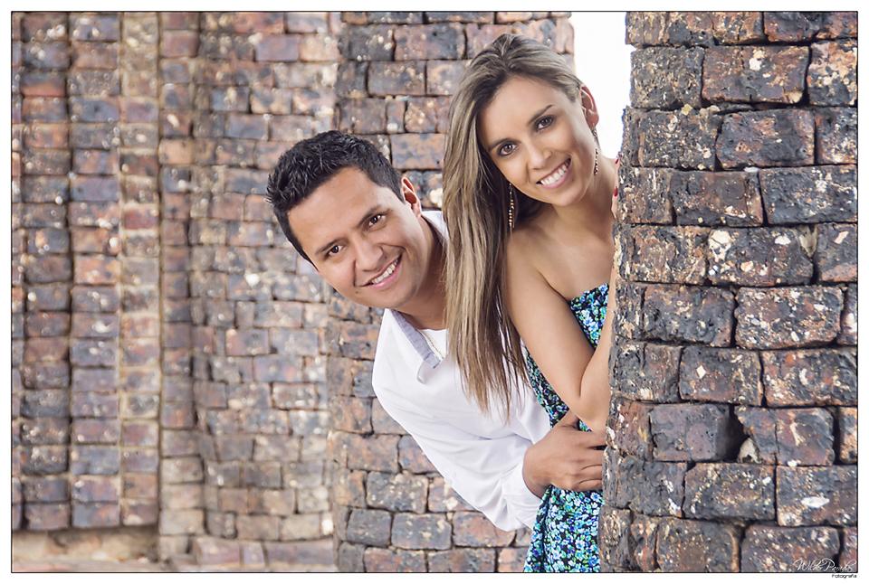 Javier y Sonia son la espectacular parareja que dio vida a la agradable sesion pre boda en Guatavita